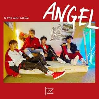 [PREORDER] IZ - Angel (2nd Mini Album)