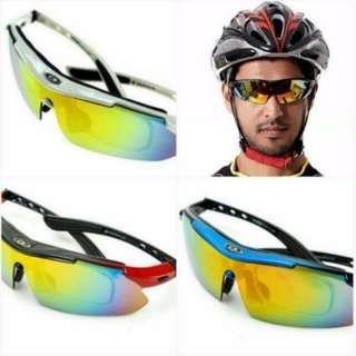 KINGSIR outdoor cycling glasses mountain bike men and women sports glasses