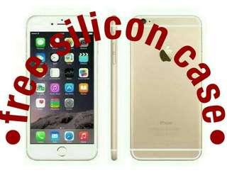 Iphone 6+ 64gb garansi distributor 1th