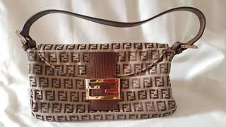 Fendi Handbag Authentic