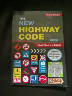 Basic Theory The New Highway Code Book1