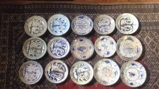 Antique Chinese Plates