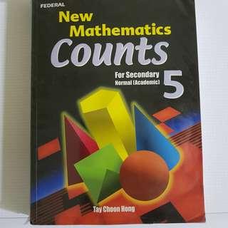 New Mathematics Secondary 5