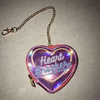 Heart Breaker Coin Pouch