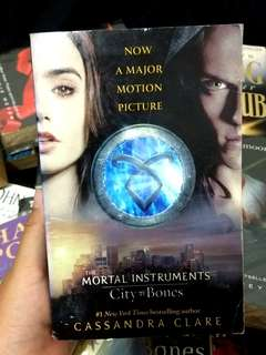 The Mortal Instruments City of Bones by Cassandra Clare