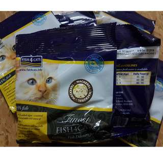 Fish4Cats adult kitten cat