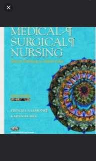 Medical-Surgical Nursing 3rd Edition