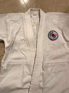 Aikido dogi gi 160 cotton