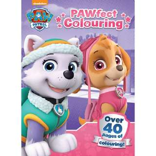 BN Nickelodeon PAW Patrol PAWfect Colouring