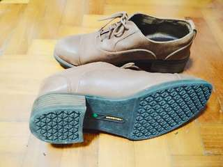 Timberland leather shoe
