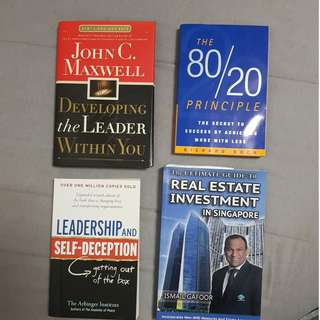 Leadership Success Books
