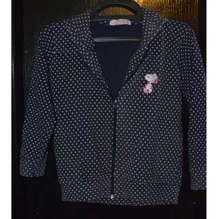 Snoopy Polka Dot Jacket