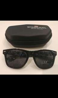 Marvel Spider Man 太陽眼鏡 100% UV 400 protection (全新有盒)