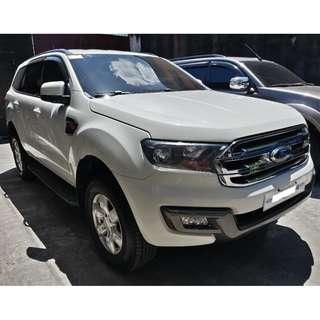 2015 Ford Everest M/T (New Look).