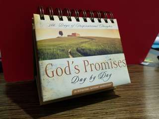 Christian daily verses calender