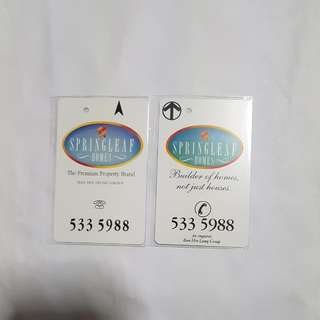 MRT Cards - Springleaf Homes