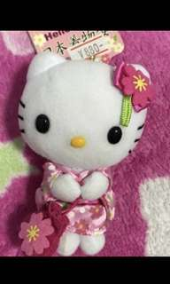 Hello kitty small bag charm