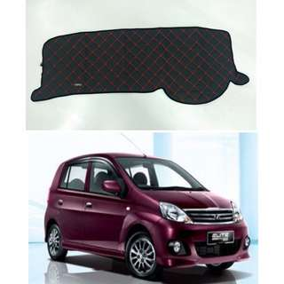 Perodua Viva Dashboard Mat Cover With Non Slip Mat
