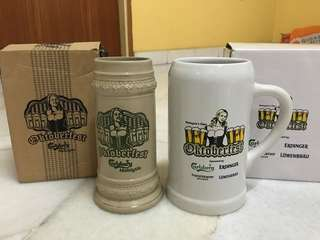 Octoberfest Collectible Mugs