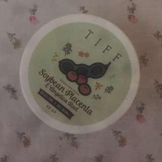 Tiff soybean placenta