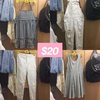 $20裙/褲