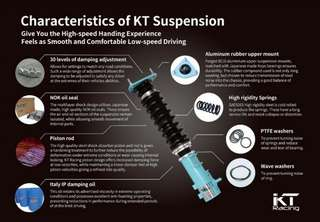 KT Racing Coilovers