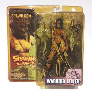 Warrior Lilith - Uncensored Variant (Spawn Series 23) - McFarlane