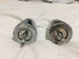 Factory balancer chrome for Vespa GTS 300