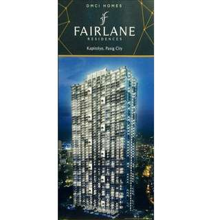 FAIRLANE RESIDENCES BY DMCI HOMES - Pet Friendly - No Spot Down - 0% Interest - Long payment Term - Perpetual ownership - Flexible Installment Down - 2 BR - 52.5 SQM- 62 SQM (6.7M-7.5M) 3 BR- 81.5 SQM (8M-9.2 M) - 12 mins to BGC via Sta. Monica-Lawton
