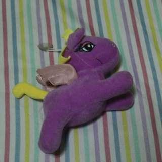 Purple Stuffed Unicorn
