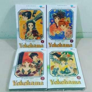 [NEW SEGEL] Komik Deluxe Yokohama 1-4end (Waki Yamato)