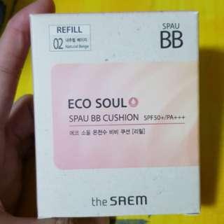 Saem Eco Soul Spau BB Cushion - Refill