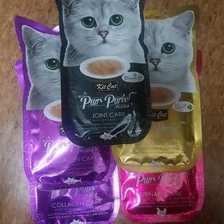 Purr Purees Ciao Cat Kitten Treats