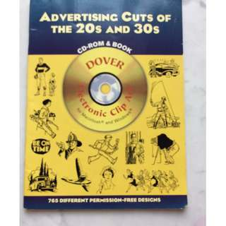 Advertising Cuts of the 20s and 30s