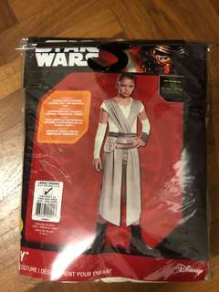 Rubie's Star Wars: The Force Awakens Child's Deluxe Rey Costume