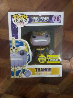 "Funko Pop! Thanos GITD 6"""