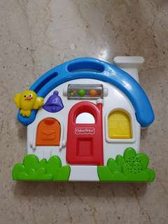 Fisher Price Sound House