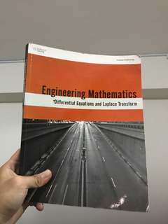 Engineering Mathematics (Differential equations and laplace transform)