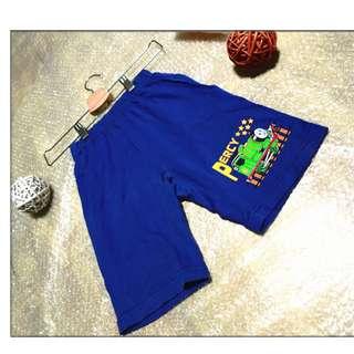 夏天 短褲 褲子女童 女孩 小孩子 兒童 男童 男孩 出清特價  只售99元 隨便賣 約6~8歲 100%棉