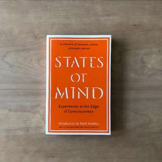 States of Mind : Experiences at the Edge of Consciousness - An Anthology
