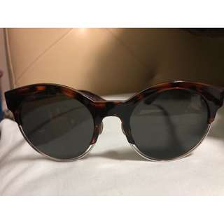 Stylish Dior Sideral 1 Sunglasses (Brown)