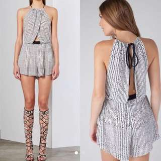 BNWOT BEC AND BRIDGE Atlanta Playsuit