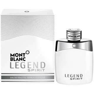 Mont Blanc Spirit 100ml