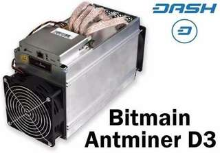 Antminer D3 New