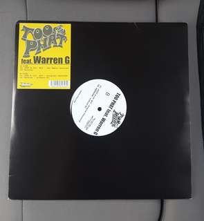 Too Phat feat Warren G - Just a Lil Bit (12 inch Vinyl)
