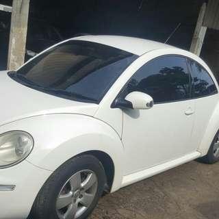 VW BEETLE 2008