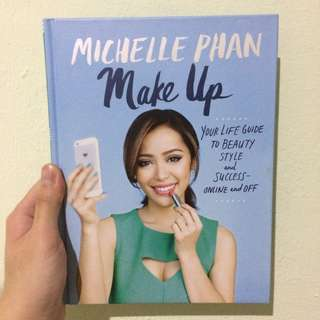 Michelle Phan - Make Up Book