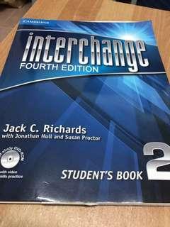 🚚 Interchange / Fourth Edition / Student's Book 2
