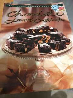 Bay books cookery chocolate lovers cookbook