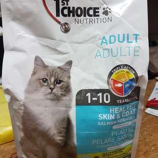 1st Choice Cat Kibbles